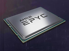 Renaissance AMD! EPYC on HPE DL385 Gen10