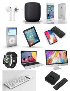 Офіційна продукція Apple у нас в продажі