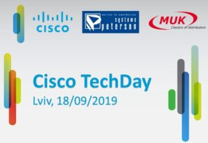 Lviv Cisco TechDay