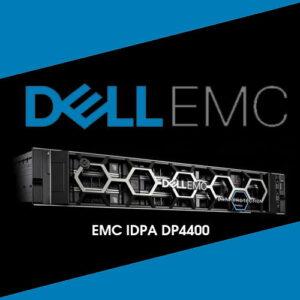 «Тест-драйв» системи для зберігання та захисту даних Dell EMC DP4400